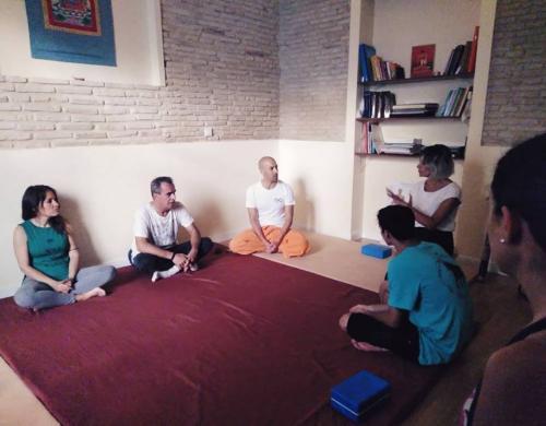 Jornadas de meditación